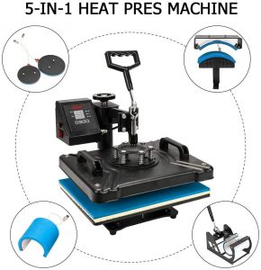 BeautySail Heat Press