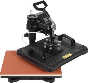 Oteymart 5 in 1 Heat Press Machine (12x 15)