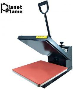 Planet Flame Heat Press