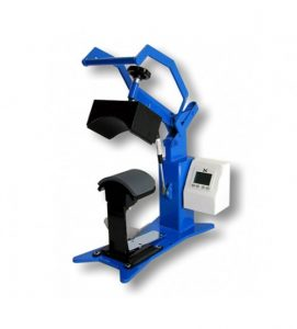 Digital Knight 4 x 7 Cap Press
