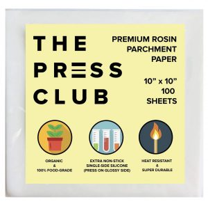 "The Press Club 10"" x 10"" Super Slick"