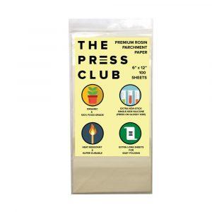 """The Press Club 6"""" x 12"""" Parchment Paper"""